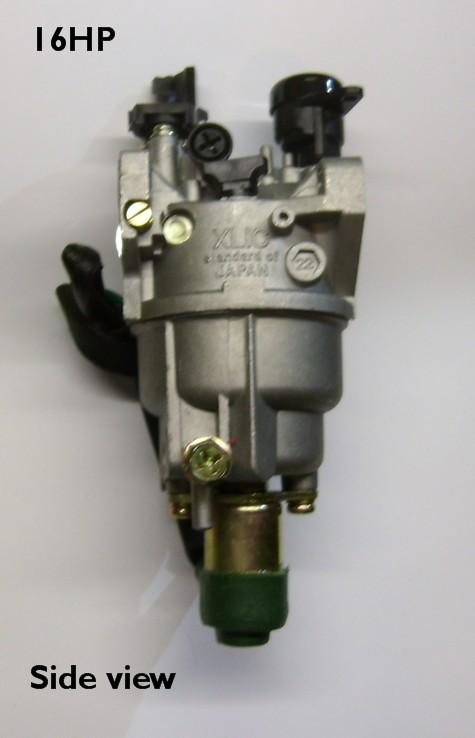 16 HP Carburetor Fits many Lifan Champion Truelife Powermate Powermax Predator Central Pneumatic ...
